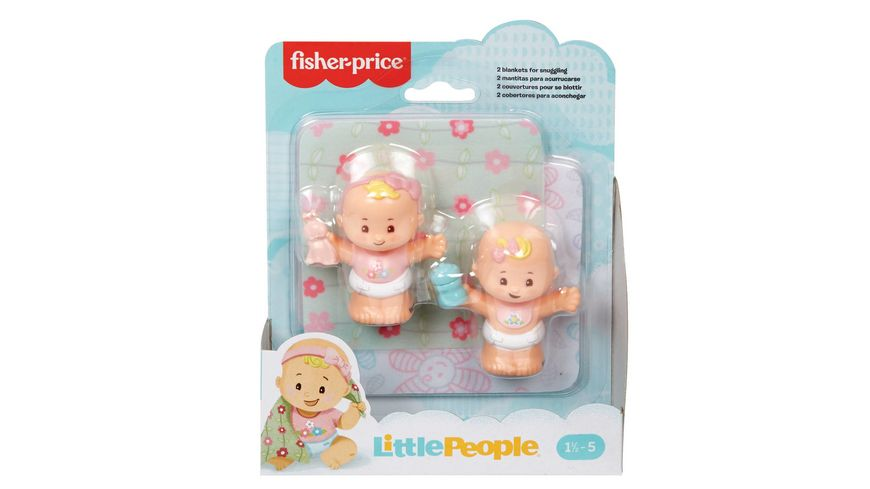 Fisher Price Little People Babys Figuren Sortiment 1 Stueck sortiert