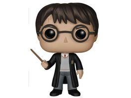 Funko POP Harry Potter Harry Potter Figur aus Vinyl ca 10 cm gross