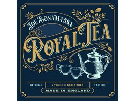 Royal Tea CD Deluxe Limited Edition Tin Case