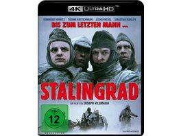 Stalingrad Bis zum letzten Mann 4K Ultra HD