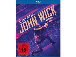 John Wick Kapitel 1 3 3 BRs