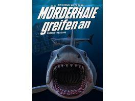 Moerderhaie greifen an Sharks Treasure Sharks Treasure Limited Edition