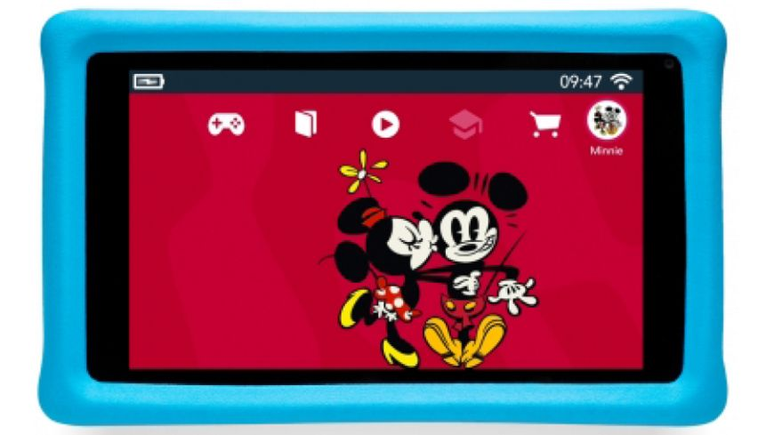Pebble Gear Disney Mickey and Friends Tablet