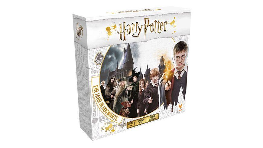 Asmodee Harry Potter Ein Jahr in Hogwarts