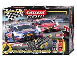 Carrera GO DTM Master Class