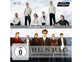 One Legend Two Concerts 4CD 2DVD