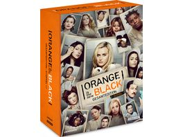 Orange Is the New Black Staffel 1 7 Gesamtedition 35 DVDs