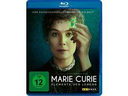 Marie Curie Elemente des Lebens