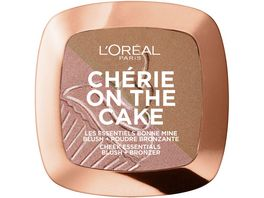L OREAL PARIS Cherie on the Cake Blush Bronzer