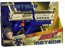 Mueller Toy Place Ball Blaster Meteor Gold