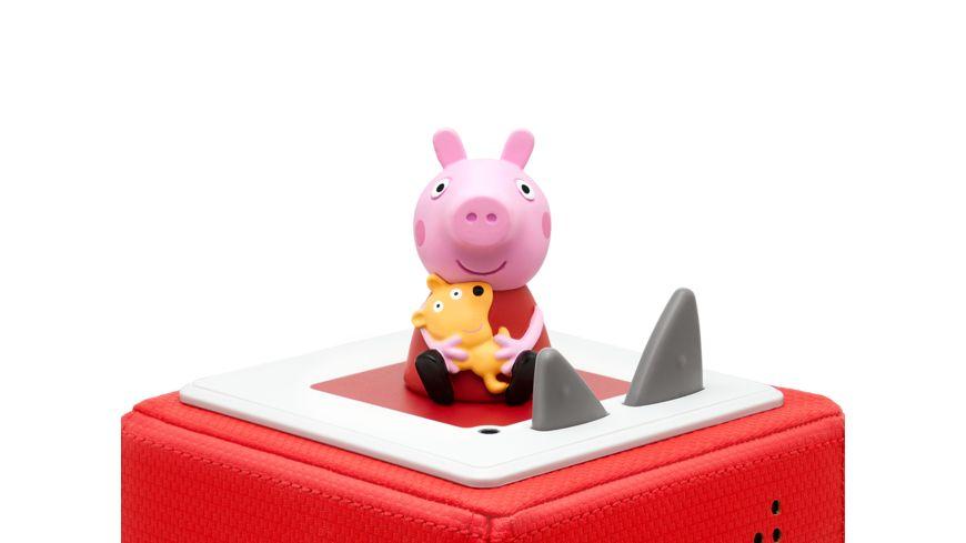 tonies Hoerfigur fuer die Toniebox Peppa Pig Die Ritterburg