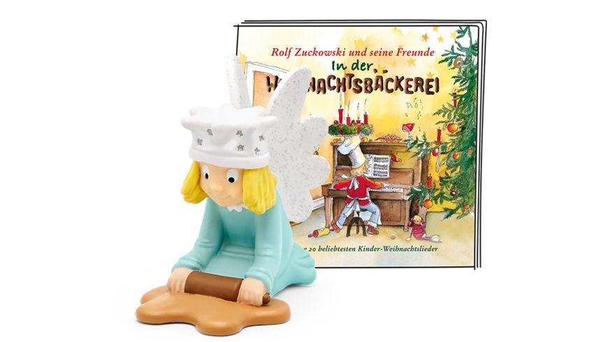 tonies Hoerfigur fuer die Toniebox Rolf Zuckowski In der Weihnachtsbaeckerei