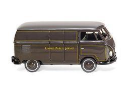 WIKING 078816 1 87 VW T1 Typ 2 Kastenwagen UPS
