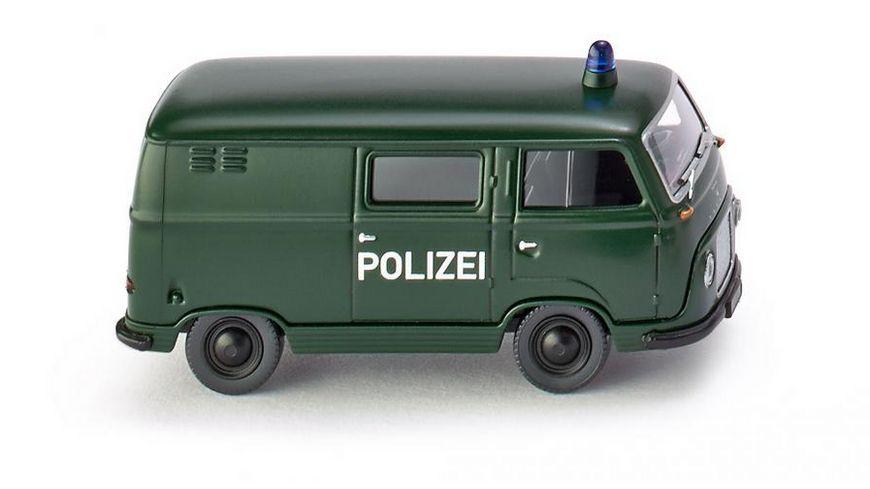 WIKING 086423 1 87 Polizei Ford FK 1000 Kastenwagen
