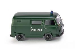 WIKING 086423 1 87 Polizei Ford FK 1000 Kastenwagen