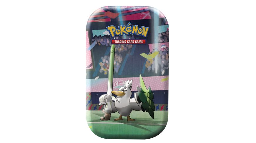 Pokemon Sammelkartenspiel Galar Power Mini Tin 1 Stueck sortiert