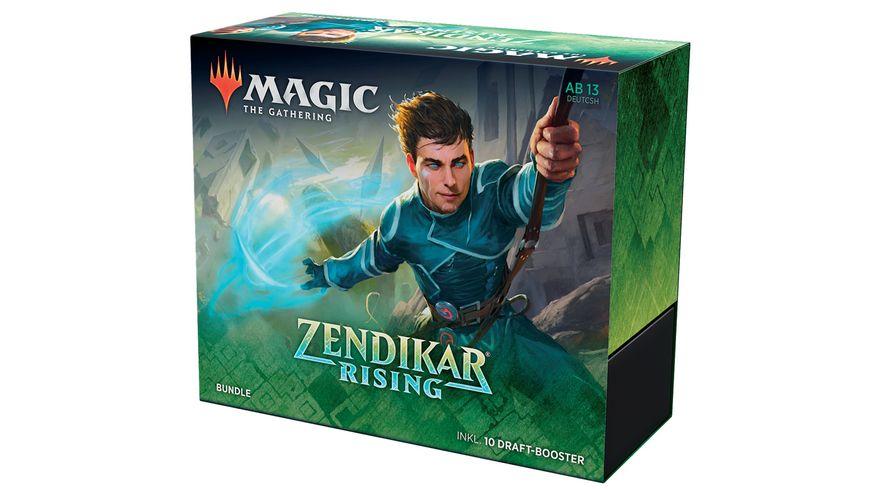 Magic the Gathering Zendikar Rising Bundle