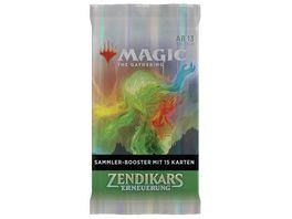 Magic the Gathering Zendikar Rising Sammler Booster