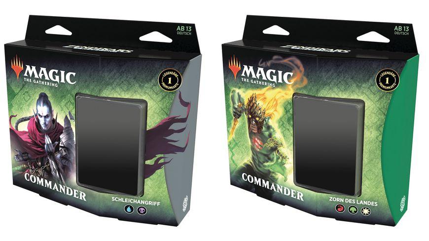 Magic the Gathering - Zendikar Rising Commander, 1 Stück, sortiert