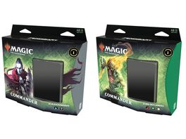 Magic the Gathering Zendikar Rising Commander 1 Stueck sortiert