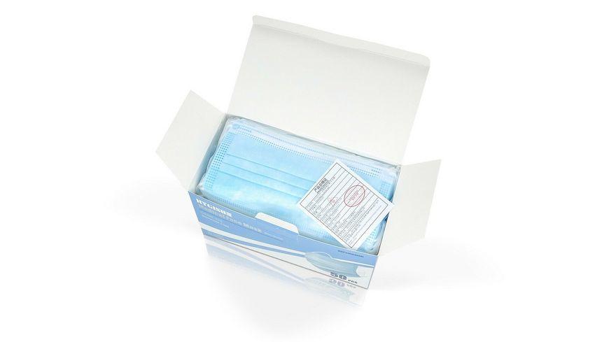 Einweg Mundschutz 50er Packung