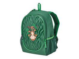 herlitz Kindergartenrucksack Rookie Monkey