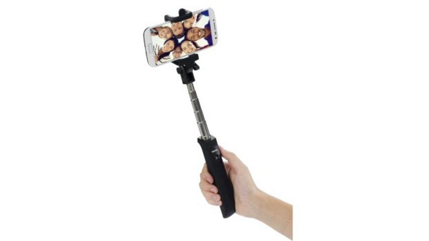 Hama Selfie Fun 70 Bluetooth Schwarz