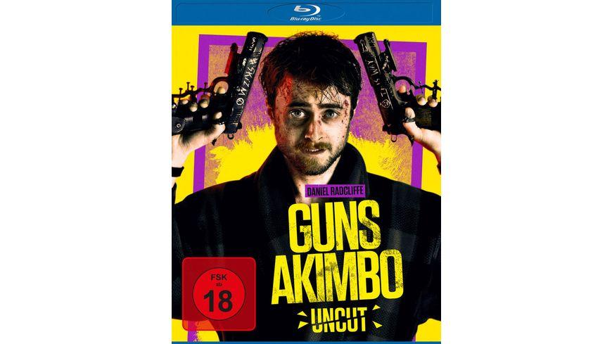 Guns Akimbo - Uncut