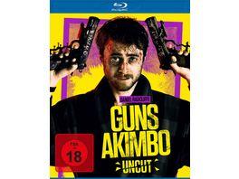 Guns Akimbo Uncut