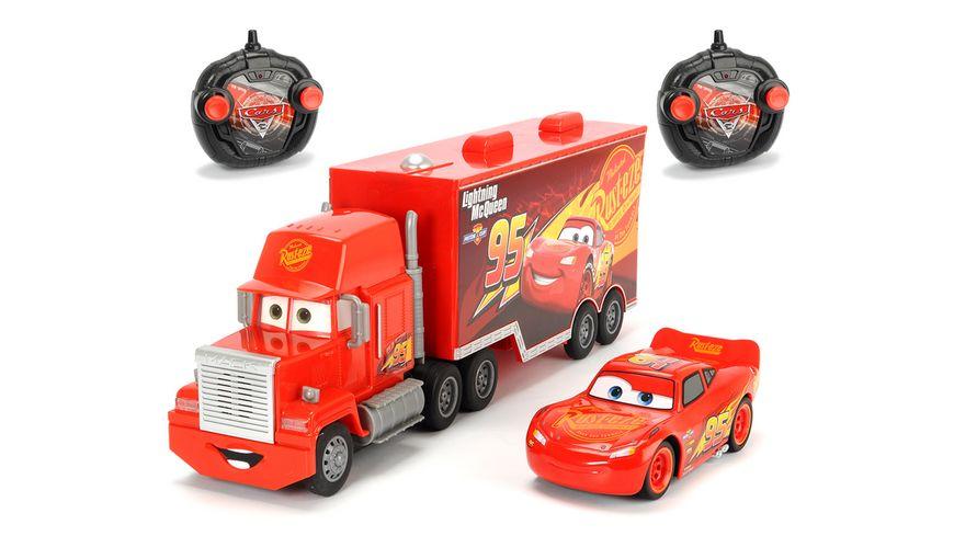 Dickie RC Cars 3 Turbo Mack Truck LMQ