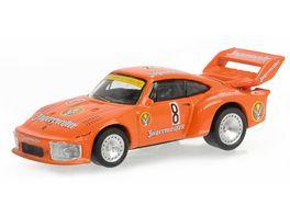 Schuco Edition 1 87 Porsche 935 Jaegerm 8 1 87