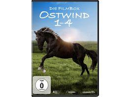 Ostwind 1 4 4 DVDs