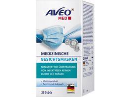AVEO MED Medizinische Gesichtsmasken