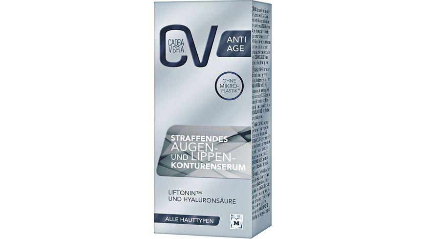 CV ANTI AGE Augen & Lippen Serum