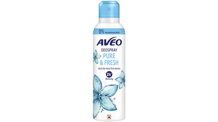 AVEO Deospray Pure & Fresh