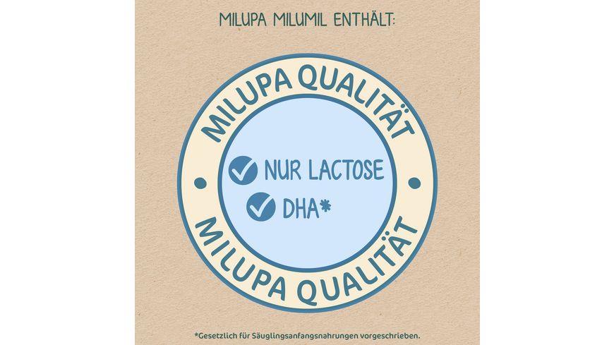 Milupa Milumil Pre Anfangsmilch von Geburt an trinkfertig