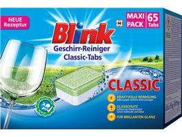 Blink Geschirr Reiniger Classic Tabs