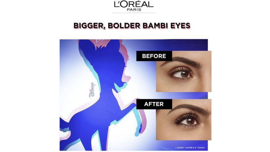 L OREAL PARIS False Lash Bambi Eye Oversized