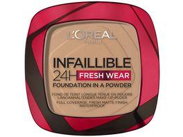 L OREAL PARIS Infaillible 24H Fresh Wear Make Up Puder