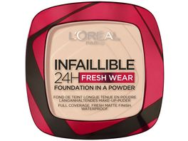 L OREAL PARIS Infaillible 24H Fresh Wear Make Up Puder