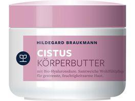HILDEGARD BRAUKMANN CISTUS Koerperbutter