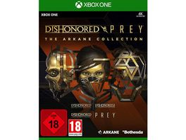 Dishonored Prey The Arkane Collection