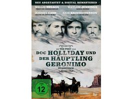 Doc Holliday und der Haeuptling Geronimo