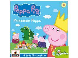 011 Prinzessin Peppa und 5 weitere Geschichten