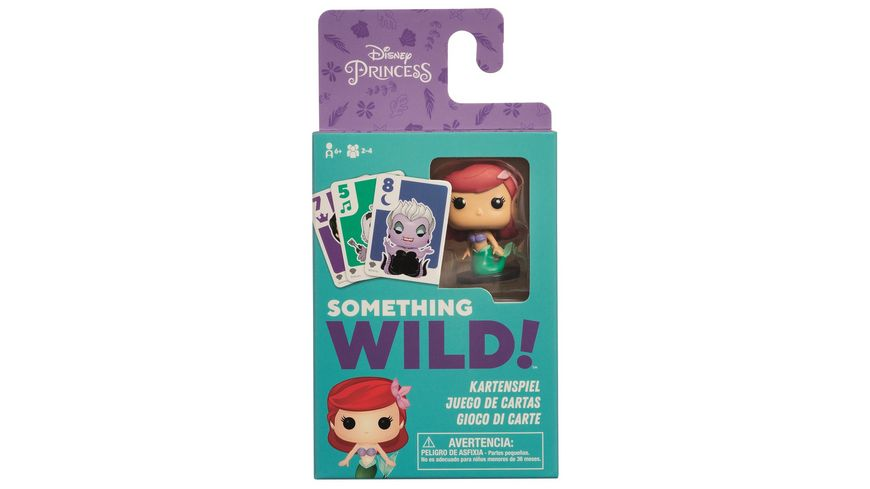 Funko POP Disney Disney Prinzessin Something Wild Kartenspiel