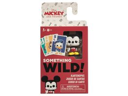 Funko POP Disney Mickey Maus und Freunde Something Wild Kartenspiel