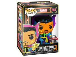 Funko POP Marvel Doctor Strange Special Edition Bobble Head Figur