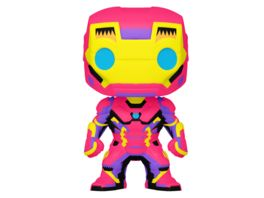 Funko POP Marvel Iron Man Special Edition Bobble Head Figur