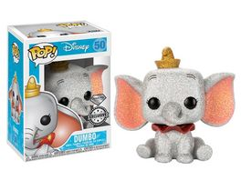 Funko POP Disney Dumbo Diamond Collection Figur aus Vinyl