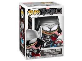 Funko POP Marvel Venom Venomized Thor Special Edition Bobble Head Figur